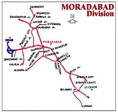 Northern Railways / Indian Railways Portal